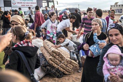 Også de sju kandidatene til å bli Ap-ordførere i glåmdalsregionen er forbeholdne til å ta imot flere syrere.