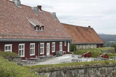 FIKK BESØK: Festningen Hotel & Restaurant fikk besøk av Mattilsynet i februar.