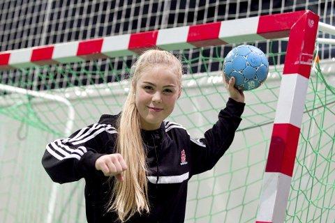 PÅ REISEFOT: Thorey Asgeirsdottir skal spille for toppklubben Grótta hjemme på Island.