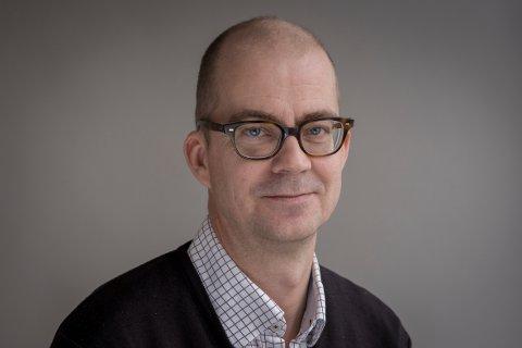 Eirik Eide, regiondirektør, regionkontor Øst.