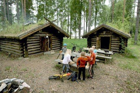 TRUET: Gromungen barnehage på Grinder barnehage kan bli lagt ned 15. august neste år.