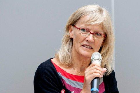 TOPPER: Karin Andersen er på topp i listeforslaget i Hedmark SV.