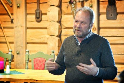 SKUFFET: - Norsk skogfinsk museum er igjen skuffet over manglende bevilgninger over statsbudshettet, sier museumsdirektør Dag Raaberg.