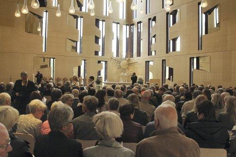 Våler kirke har fått arkitekturprisen «Best religious building»