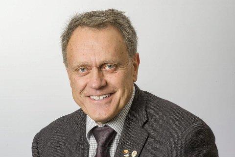 VIL PÅ HØYERE NIVÅ: Helge Thomassen (Pp) står øvert på nominasjonslista.