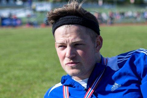 Ble ranet: Håkon Løvenskiold Kveseth fra Grue ble ranet med pistol i Los Angeles i natt.