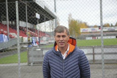 KAN FEIRE I DAG: Åge Steen, daglig leder ved NTG Kongsvinger, fyller 60 år i dag.