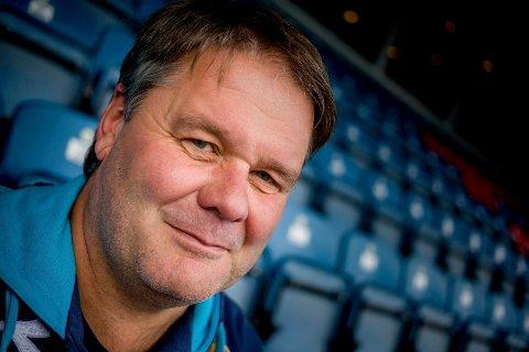 NY GODSET-SJEF: Bjørn Petter Ingebretsen har vært i Strømsgodset i mange år, men fra og med denne uken er det han om har ansvaret for lagets prestasjoner i eliteserien.