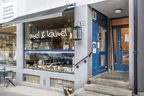 KONKURS: Mel & Kanel ble slått konkurs. Nå har bostyrer avsluttet behandlingen av boet, fordi det ikke finnes mer penger igjen til kreditorene. Foto: Jens Haugen