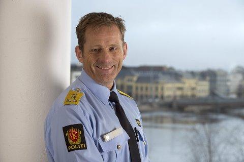 Store forventninger: Politimester Innlandet, Johan Brekke, har store forventninger til politikontaktordningen som et framtidsrettet samarbeid mellom politiet og kommunene om et tjenestetilbud som er mer skreddersydd for de behov den enkelte kommune har.