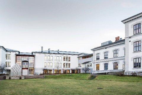 Idrettsfag ved Øvrebyen er den linja med høyest poengsnitt i vårt distrikt.