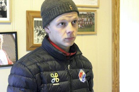 Ville seg ikke: FUVO-trener Ørjan Heiberg må konstantere med null poeng borte mot Tromsø 2. Arkivfoto