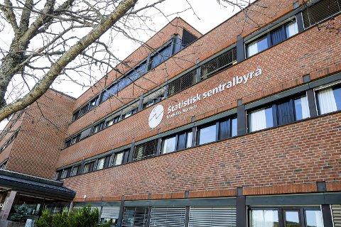 SELGES: SSB er en viktig arbeidsplass i Kongsvinger. Bygget er på drøyt 12.000 kvadratmeter.