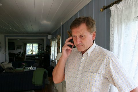 SAGT OPP: Kommundirektør i Våler kommune, Eyvind Alnæs har sagt opp sin stilling.