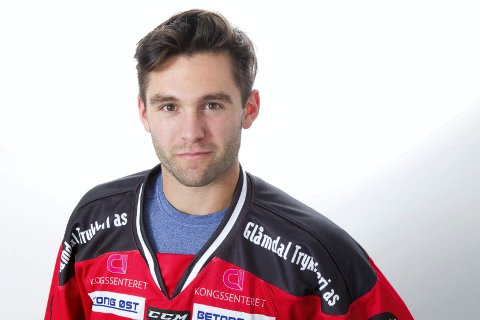 KLAR: Ryan Cole har signert for Knights.