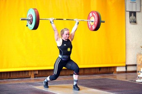 Sol Anette Waaler nådde kravet for deltakelse i EM i Albania i mars.