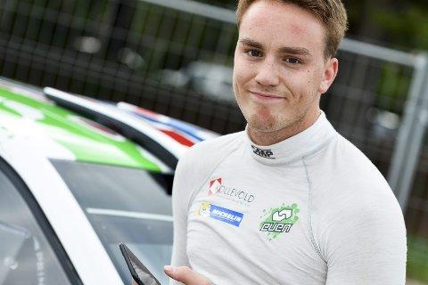 PÅ TREDJE: Ole Christian Veiby slår følge med Andreas Mikkelsen ned til Monte Carlo.