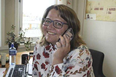 OMBESTEMT SEG: Anita Madshus har tenkt seg om, og velger å fortsette i Grue-politikken. Men avviser at hun blir ordførerkandidat.