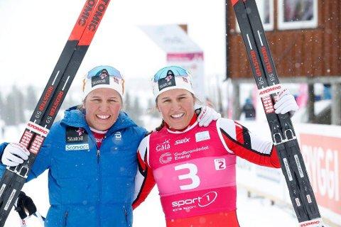FIKK TILLIT: Tiril og Lotta Udnes Weng skal begge gå Tour de Ski i romjula.