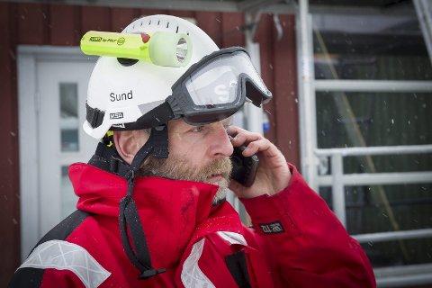 BRANNSJEF: Brannsjef Sven Erik Sund i Sør-Odal har blitt tilsatt som ny daglig leder og brannsjef i Glåmdal brannvesen IKS.