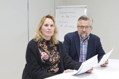 MOT VINDMØLLER: Både Eidskog og Kongsvinger har tidligere sagt nei til vindmøller i egne kommuner. Nå ser det ut til at grensekommunene mot Sverige går sammen om en uttalelse mot bygging av 34 møller i Torsby.