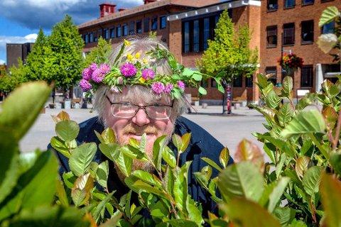 TILBYR SOMMERAKTIVITETER:  Tor Inge With tar gjerne imot søknader om deltakelse på ulike sommeraktiviteter – alt gratis – innen 20. juni.