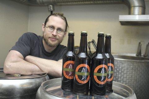 Tradisjon: Vemund L. Jensen, som drev Finnskogen Mikrobryggeri, sitter på mye øl-tradisjon og skal lære bort bryggekunsten på Opaker.