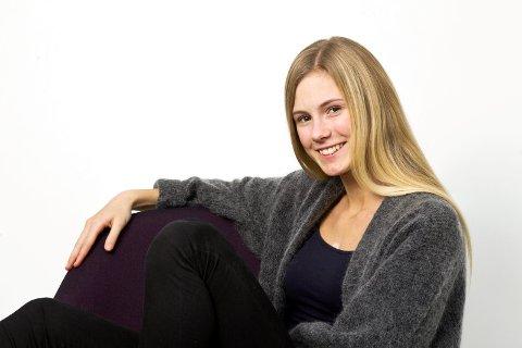 EUROPAMESTER: Andrea Løvlien Solbjør kom hjem fra EM med tre gull.