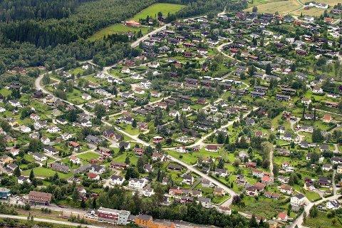 PÅ TOPP: Kongsvinger har landets høyeste prisvekst for boliger så langt i år. Kommunen er også i front av prisveksten i Innlandet de siste tolv månedene.