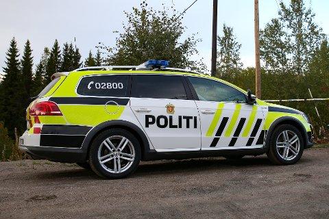 Det var fredag kveld at en gutt og hans far ble funnet døde i sin bolig i Elverum. Foto: Fredrik Hagen / NTB scanpix