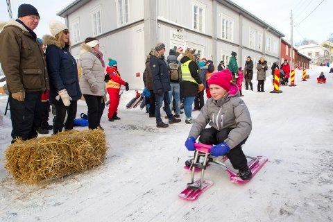 Full fart under Vinterfestivalen i 2018 - så blir det spennende om det er mulig å arrangere festival i mars i år.
