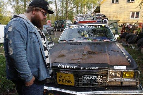 TILBAKE PÅ SKJERMEN: Mandag er det premiere på sesong fire av «Wunderland» med blant andre Torodd Overåsberget.