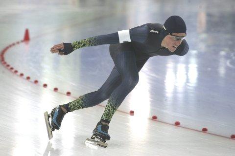 Vant tre distanser: Tobias Fløiten avsluttet sesongen på best mulig måte i norgescupfinalen i Stavanger.