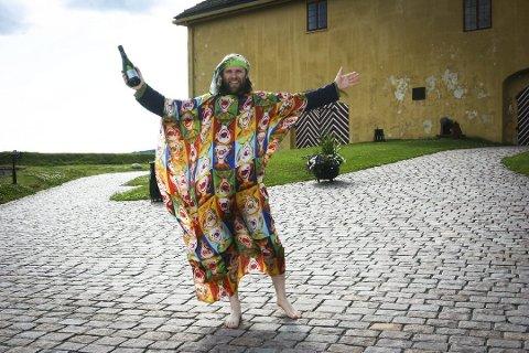 NY JORDBÆRMUSFEST:  For fire år siden inviterte Aune Sand til en legendarisk Jordbærmusfest på festningen. Nå på lørdag priser han og Thomas Skjerpen våren med Jordbærmusfest i Taverna Kongsvinger.
