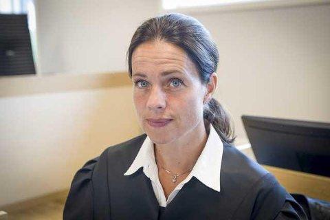 BOBESTYRER: Iren Coucheron Johnsen er bobestyrer i konkursrammede A2 Eiendomsutvikling AS. Hun opplyser at det ikke er ulovlig å gå konkurs, og at hun ikke er ferdig med arbeidet i konkursboet enda.