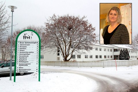 NY LEDER: Sissel Sætherskar har takket ja til stillingen som enhetsleder ved Grue sykehjem. Hun starter 1. juli.
