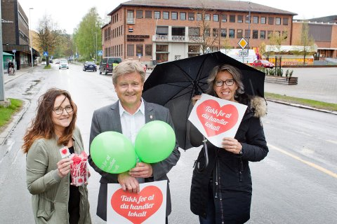 Byen Vår: Uno Arnesen vurderer å nominere Kongsvinger til pris for Norges mest Attraktive By.