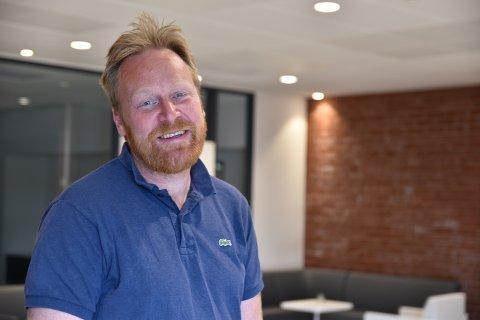 NY KOMMUNALSJEF: Atle Teksum blir ny kommunalsjef oppvekst i Kongsvinger kommune.