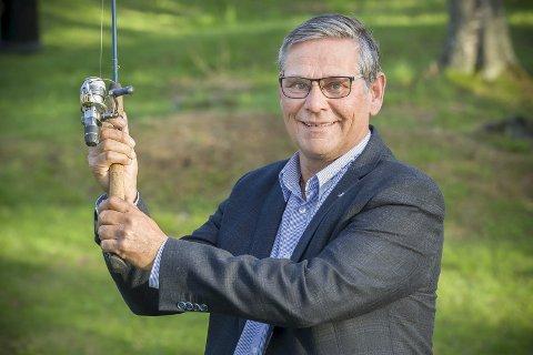 Comeback: Niels-F. Rolsdorph har vært ordfører i Grue i tre perioder. Nå stiller han som ordførerkandidat igjen – denne gang på en ren Høyre-liste. FOTO: JENS HAUGEN