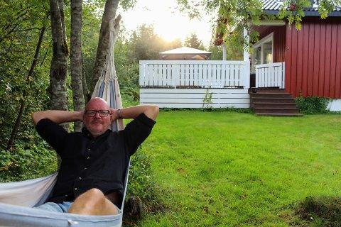RO: Etter et års sykemelding innså Johan Hammarstrøm, tidligere daglig leder av KIL fotball, at han var nødt til å finne seg en annen jobb.