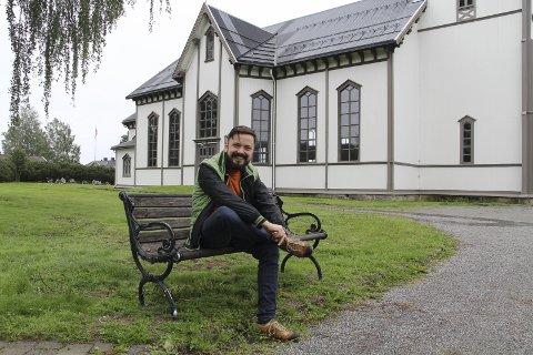 INNE: Thomas TInglum blir prestenes representant i bispedømmerådet de neste fire årene.FOTO: KARI GJERSTADBERGET (ARKIV)