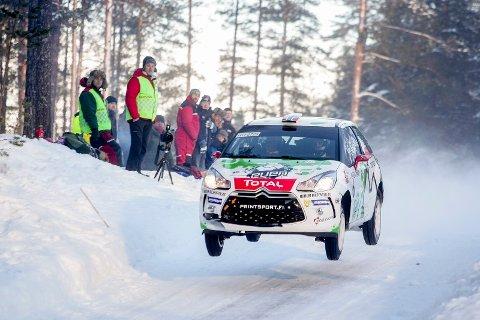 Årets utgave av Rally Finnskog er avlyst.