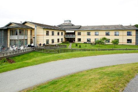 MILEPÆL: De siste dobbeltrommene for langtidspasienter ved Langelandhjemmet  ble avviklet 15.oktober. Nå får alle langtidspasienter i Kongsvinger enerom.