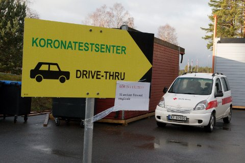 PÅKREVD: Nå MÅ alle som kommer fra Sverige ta test når de kommer til grensa. Men visste du at testene også kan hjelpe deg slik at du slipper raskere ut av karantene?