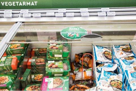 Personer som kun spiser plantebasert har større risiko for benbrudd, ifølge forskning. Foto: NTB Scanpix