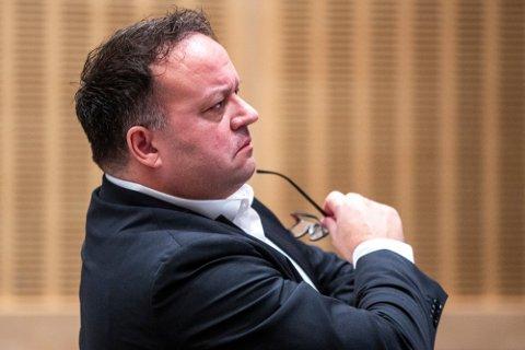 SJOKKERT: Frode Myrhol, leder for Folkeaksjonen nei til mer bompenger (FNB), er overrasket over det høye antallet bomavtaler som er sperret på grunn av inkassokrav.  Foto: Terje Pedersen (NTB)