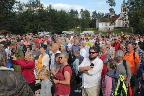 TIDENES FINNSKOGDAGER: Fjorårets Finnskogdager, som var nummer 50 i rekken, ble tidenes suksess. I år blir Republikken Finnskogen litt annerledes, men jubileum blir det i år også.