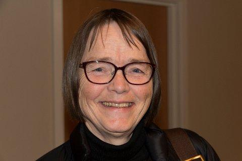 FORSLAGSSTILLER: Anne Margrethe Sørli Bolneset (SV) fikk flertallet med seg på en støtteerklæring til barna i flyktningeleiren Moria.