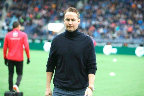 KLOKKERTRO PÅ SINE: KIL-sjef Espen Nystuen er trygg på at spillere og trenere vil snu den vonde trenden.
