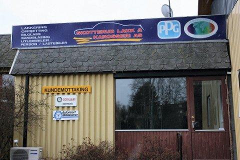 Nye Skotterud Lakk og Karosseri AS har meldt oppbud.